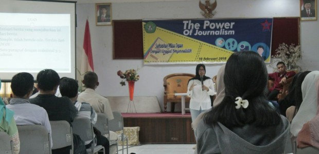 Seminar Jurnalistik Himaksi, Karya Pertama Kader Baru
