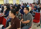Kuliah umum dengan tema pengelolaan informasi oleh humas pemerintah Provinsi Kalimantan Timur