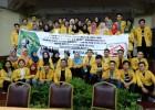 Kuliah Umum Di PT.Badak LNG dan Koperasi PKT Bontang